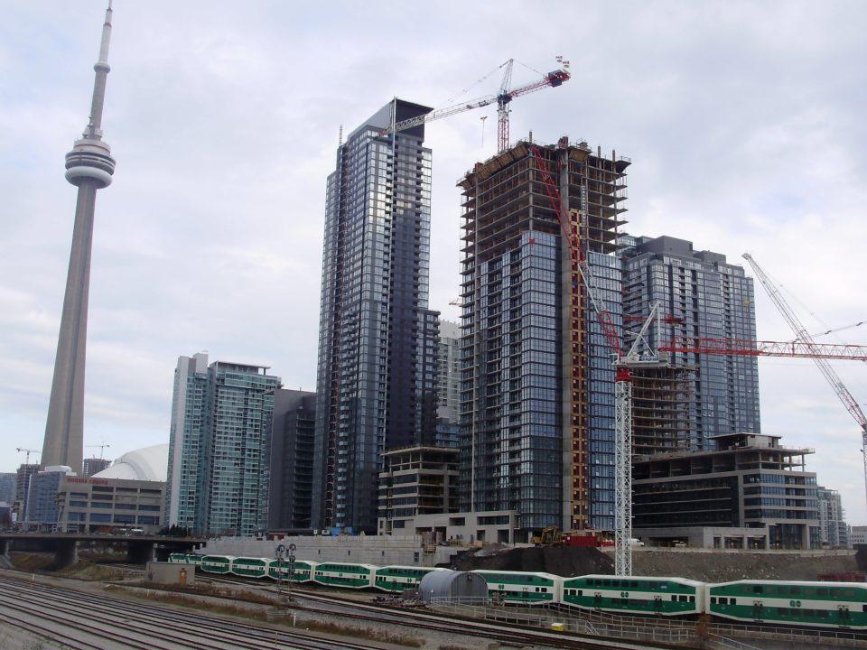 Condo builder in Toronto