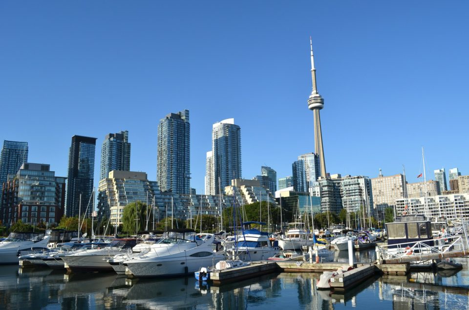 Toronto city in the day time